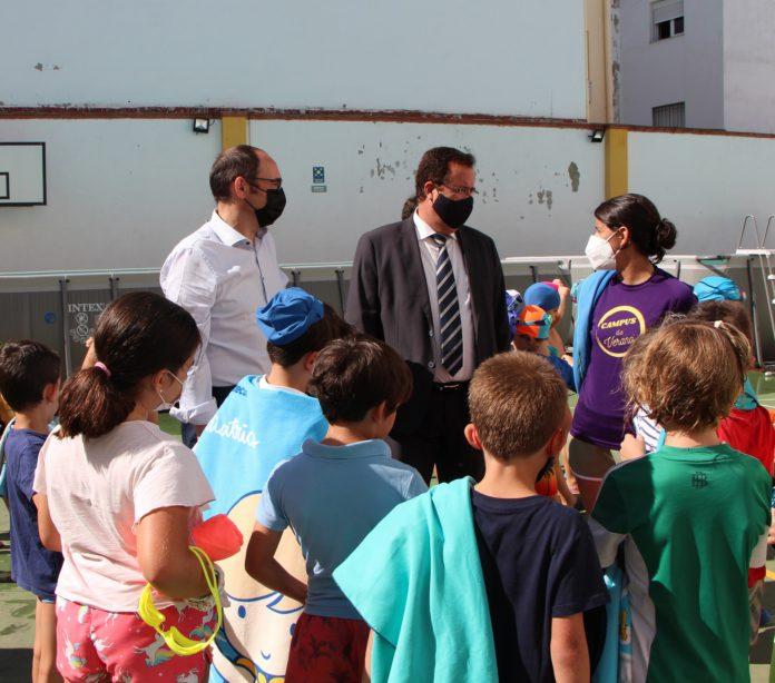 El Distrito Casco Antiguo oferta un total de 320 plazas en su escuela de verano