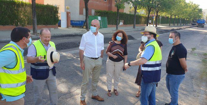 Sevilla aprueba la renovación de la Avenida de la Palmera entre Plus Ultra y Cardenal Ilundain