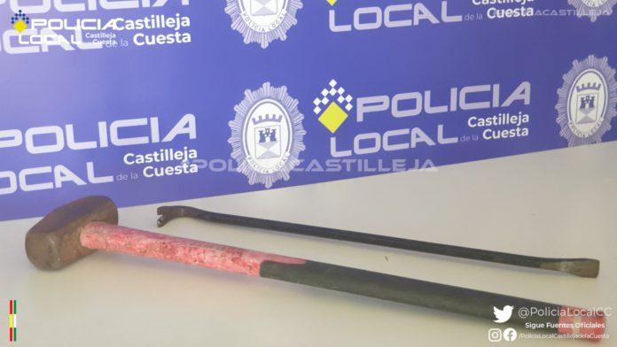 """Detenido en Castilleja de la Cuesta por """"alquilar"""" las casas que ocupaba"""