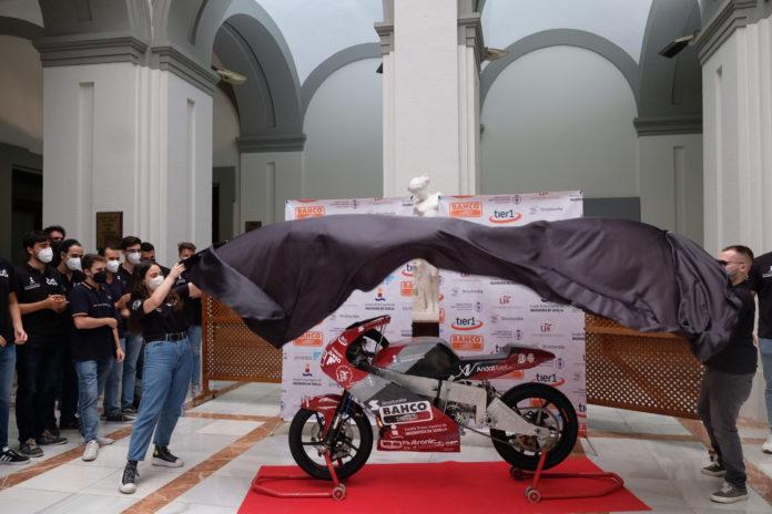 USRacing comienza una nueva andadura y empezará a competir con una moto eléctrica