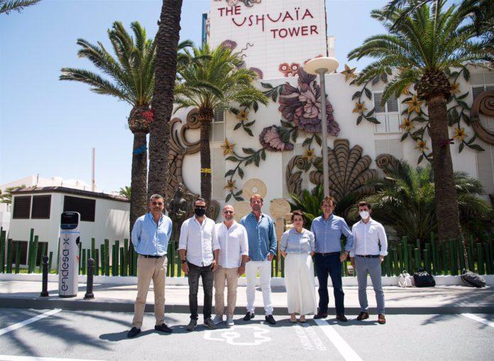 Endesa X y Hotel Ayre de Sevilla se unen para facilitar la recarga de vehículos eléctricos