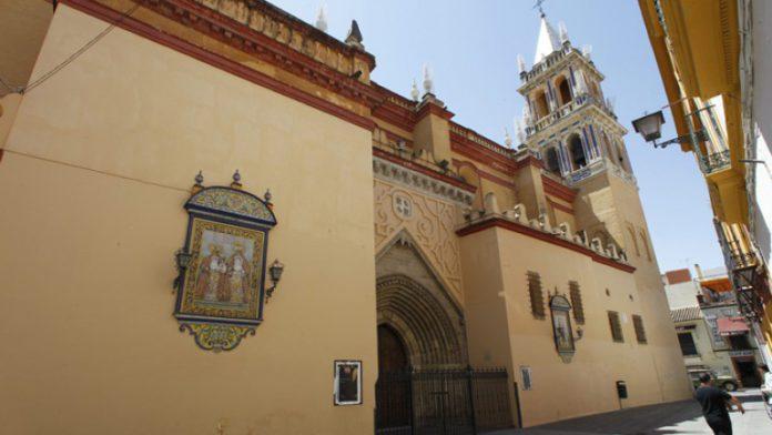 Los 'días señalaítos' en la parroquia de Santa Ana