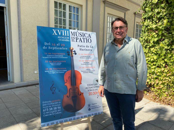 La música de cámara vuelve este otoño a La Harinera de Alcalá de Guadaíra