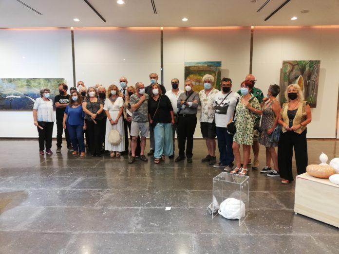 La Sala Antiquarium reúne en 'Ars Natura' las obras de más de 60 artistas