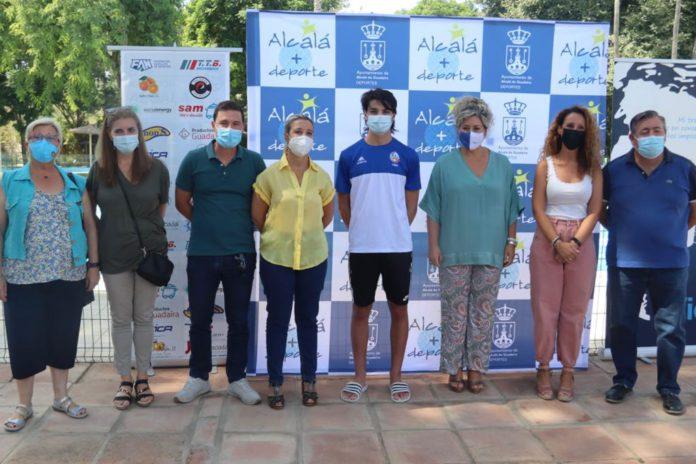 De Alcalá a la India a nado por la Fundación Vicente Ferrer