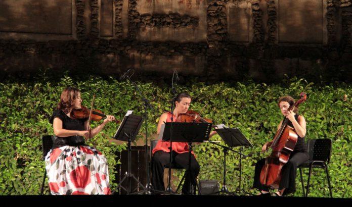 Más de 14.400 personas han disfrutado ya de 'Noches en los Jardines del Alcázar'